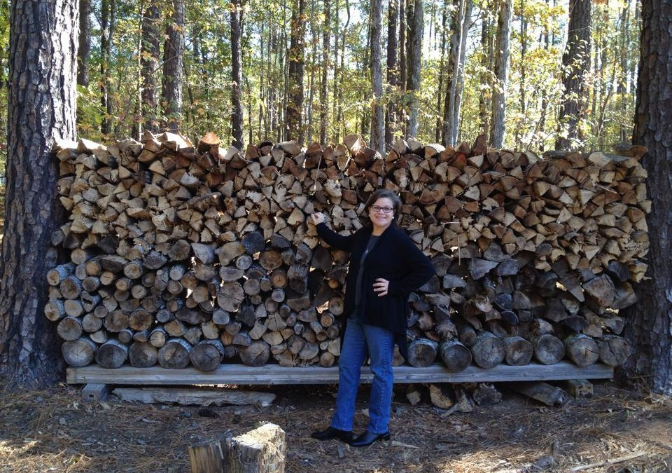 A Generous Stack of Wood