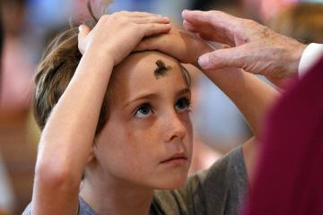 Ash Wednesday – Marked for God